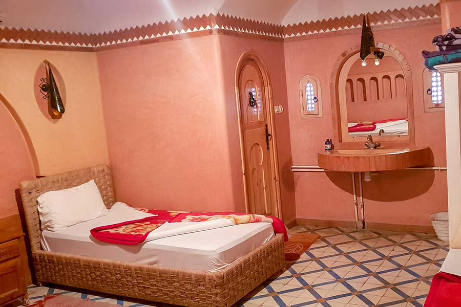 Le Vieux Chateau hotel Dades Canyons