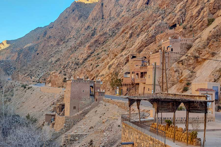 Dades Canyouns Hotel Le Vieux Chateau